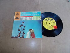 VARIOUS ARTISTS  - EP DENMARK MGM 112  / LISTEN -  R&B - TEEN POPCORN