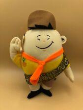 Russell Up Plush Kids Soft Stuffed Toy Doll Disney Pixar Cartoon Boy Scout Kid