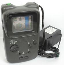 PC Engine GT Console System PI-TG6 No Sound Tested Ref 0Z02751LA