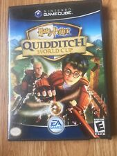 Harry Potter Quidditch World Cup Nintendo GameCube Cib Game XP2
