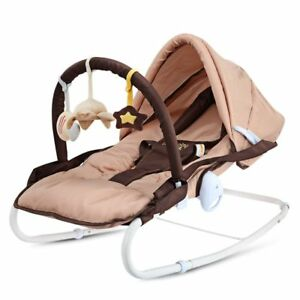 Baby Rocking Chair Chaise Newborn Cradle Seat Newborns Bed Baby