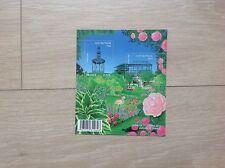 Bloc Feuillet n° 4384 : Salon du timbre 2010 - Jardin des Plantes neuf