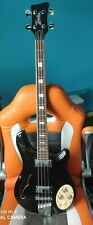 Italia Full Scale 4 String Semi Acoustic Bass Guitar