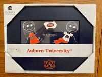 "Burnes Of Boston 6"" X 4"" Auburn University Picture Frame- New In Box"