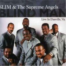 Slim & The Supreme Angels-Blind Man-Live In Danville, Va -New Factory Sealed DVD