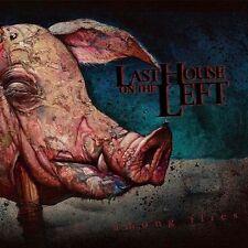 LAST HOUSE ON THE LEFT - Among Flies CD
