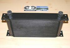 universal ÖLKÜHLER 19 Reihen *NEU* Netz 250x150mm Dash10 AN10 oil cooler schwarz