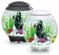 OASE BIORB 30L HALO MULTI COLOUR REMOTE LED MCR BOWL FISH TANK COLDWATER KIT