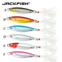 Jackfish fishing lures10g/20g/30g. Multiple colors available.