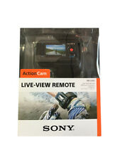 New! Genuine Sony RM-LVR2 Live-View Wireless Wristband Remote for Action Camera