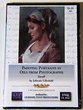 Johnnie Liliedahl: Sarah - Art Instruction DVD