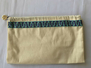 Tory Burch Drawstring Dust Cover Bag  15 In X 12 In -  NEW