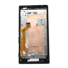 Carcasa Intermedia Sony Xperia M2 Aqua D2403 Negro Original