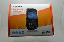 BlackBerry Curve 8520 - Black (AT&T) Smartphone