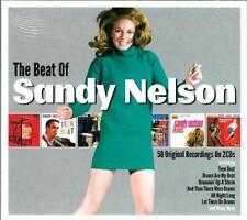 "SANDY NELSON  "" The Beat of... ""  CD  neu !"