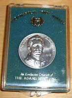 1969 Mario Andretti Indianapolis 500 Winner Coin With Case