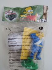 Burger King Kids Club Toy The Simpsons Springfield Soccer Barney Gumble Otto