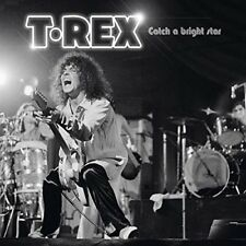 T. Rex, T.Rex - Catch A Bright Star (live In Cardiff) [New Vinyl LP] Clear Vinyl