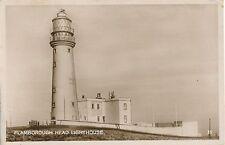POSTCARD   YORKSHIRE  FLAMBOROUGH  HEAD  Lighthouse