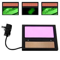 Solar Automatik Schweißschutzglas Welding Linsen Filter für Schweißerhelme Maske
