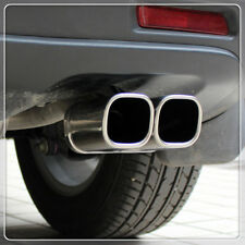For Suzuki sx4 s-cross 2014-2018 Stainless Car tail end pipe exhaust muffler tip