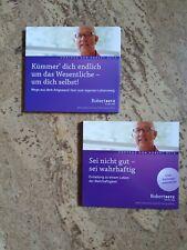 Robert Betz  2 CD, neuwertig ROBERT BETZ Vortrag