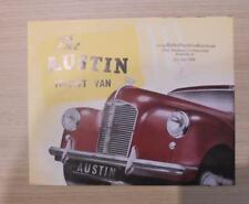 AUSTIN 10-CWT VAN Sales Brochure #415/K