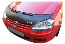 Car Bonnet Hood Bra + R LOGO fits VW Volkswagen JETTA Golf 5 V Rabbit GLI Vento