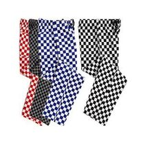 Chef Trousers Chef Blue Red Black And White Check Chef Pants Uniform Unisex
