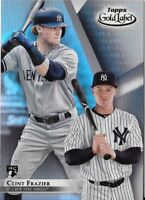 Clint Frazier 2018 Topps Gold Label Class 2 Scarce Rookie Yankees #73