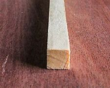 "10LENGTHS Planed Timber 20mmx 20mm Length 1.2m,4feet PINE PSE MOULDING 3/4""X3/4"""