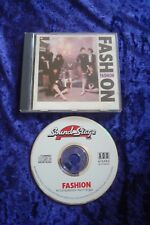CD.FASHION.SOUND STAGE CD 94.AARON BRIGGS.MUSIC LIBRARY.