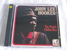 CD JOHN LEE HOOKER - THE BOOGIE CHILLEN MAN