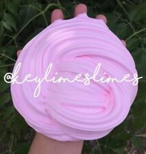 Fluffy Slime 8 Oz Pink Large Fast Free Shipping Stress Relief Party Favor Extras