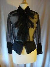 Gucci Tulle Shirt Size IT 40