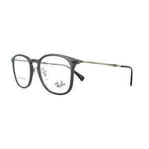 Ray-Ban Eyeglasses Frames 8954 8029 Dark Gray Graphene 50mm Mens