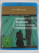Nosferatu-Symphonie l'horreur-Film Muet les vampires-Dracula Deluxe, encore