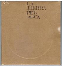 LA TIERRA DEL AGUA - CENTENARIO ESTRELLA GALICIA  - BMG  2007 - CD  SIGILLATO