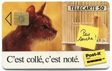 TELECARTE 50 POST -IT