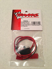Traxxas T-Maxx / 4-Tec Receiver Power Pack Wiring Harness On/Off Switch 3034