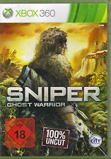 SNIPER-Ghost Warrior (x-box360)