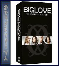 BIG LOVE - COMPLETE HBO SEASONS 1 2 3 4 & 5 **BRAND NEW DVD BOXSET **