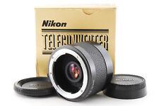 ⭐️TOP MINT✈⭐️Nikon Teleconverter TC-200 2X For F Mount Lens From JAPAN 364