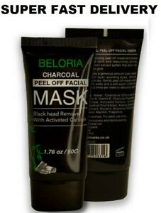 Deep Cleansing Blackhead Remover Peel-Off Black Face Mask Purifying 50g