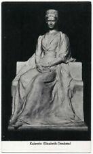 Denkmal Kaiserin Elisabeth von Österreich Impératrice Elisabeth d'Autriche Sissi