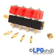 LPG Autogas VALTEK 4CYL Type-30 Injectors Rail