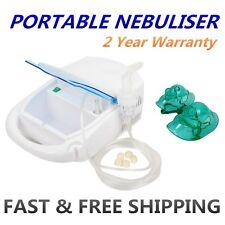 Portable Nebuliser Compressor Nebulizer Handheld Hospital Asthma Machine