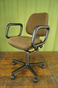 60er Vintage Office Chair Swivel Chair Desk Chair Architects 70er