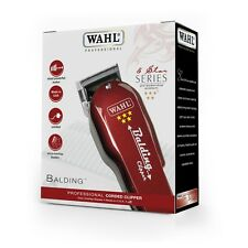 Wahl 5-Star Series Professional Balding Corded Clipper 8110 UK Plug