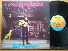 RICHARD THOMPSON - Henry The Human Fly * LP * Island * UK * ILPS 9197